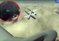 Российский телеканал выбрал турецкие беспилотники мишенью для российской «воздушной мины»
