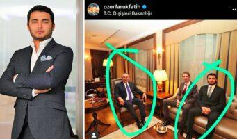 Бежавший с 2 млрд долларами в Таиланд основатель биржи криптовалют Thodex на одном фото с главой МИД Турции