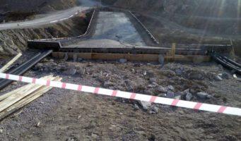Рухнул мост, возведенный по заказу муниципалитета ПСР