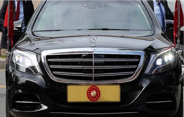 Эрдоган, собиравший с народа пожертвования на борьбу с экономическим кризисом, купил себе Mercedes за 5 млн евро