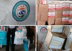 Муниципалитет ПСР продержал гуманитарную помощь, предназначенную пострадавшим от землетрясения, полгода и в итоге раздал её в виде праздничных продуктовых пакетов в Рамазан