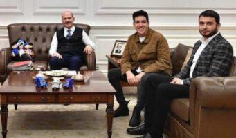Выяснилось, кто был третий на скандальной фотографии с беглым основателем биржи криптовалют Thodex и главой МИД Турции