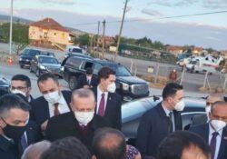 Эрдоган направился в село на ифтар на вертолете и в сопровождении бронированных автомобилей