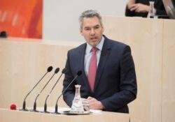 Австрийский министр: Правительство Эрдогана играет «бессовестную» роль