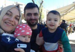 Женщина, потерявшая мужа и детей в Эгейском море, снова взята под стражу