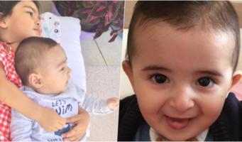 Трехмесячный ребенок и годовалый малыш заключены в тюрьму