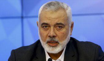 Лидер ХАМАС не упомянул Турцию в благодарственной речи