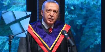 Оппозиция поставила под сомнение 20 почетных докторских степеней Эрдогана
