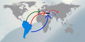 El País: Новые маршруты кокаина проходят через Турцию