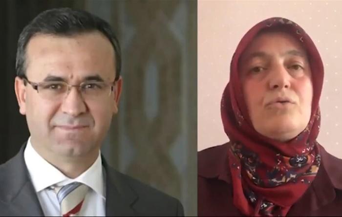 Рейхан Инанды: Мне снова сообщили, что муж находится в посольстве Турции