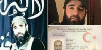 Экс-главарь запрещенной джихадистской группировки получилгражданство Турции