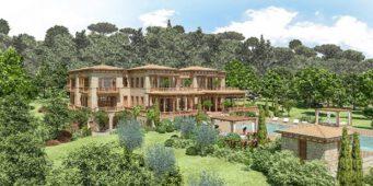 Эрдоган призывает граждан экономить на еде, а сам строит для себя роскошные дворцы