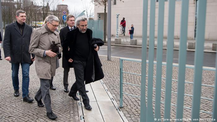 Немецкая полиция противникам Эрдогана: Ваши имена в «карательном списке»