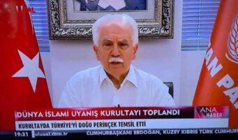 Участие Догу Перинчека в конференции Всемирной ассамблеи исламского пробуждения возмутило турецких пользователей