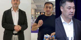 Бывший гендиректор гостелерадиокорпорации Кыргызстана призвал президента Жапарова вернуть Орхана Инанды