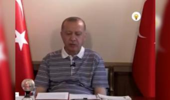 Эрдоган болен или устал?