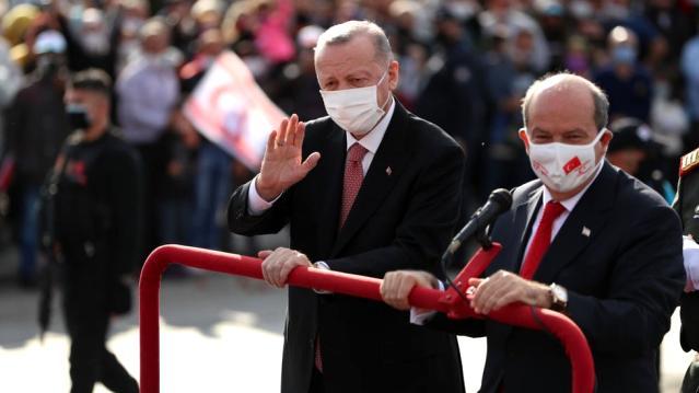 На Северном Кипре бойкотируют Эрдогана