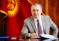 Кыргызский политик: Похищению Орхана Инанды – посягательство насуверенитет страны