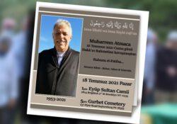 Диянет воспрепятствовал совершению погребальной молитвы по последователю движения Гюлена