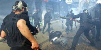 Случаи нарушений прав человека в Турции растут изо дня в день