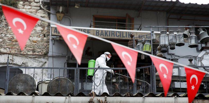 Турция – самая опасная для здоровья туристов вовремя пандемии страна