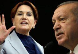 Эрдоган попросил у Акшенер иммунитета от судебного преследования