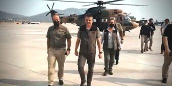 Министр от ПСР заявил, что Турция отправит противопожарные самолеты в Грецию