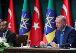 Переводчик Эрдогана не перевела высказывания премьер-министра Эфиопии об Ататюрке