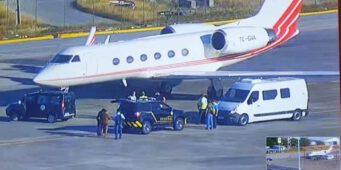 В самолете, которым ранее владел Эрдоган, обнаружили 1,3 тонны кокаина