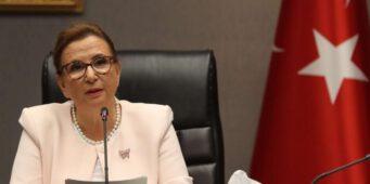 Новые обвинения в адрес экс-министра от ПСР Рухсар Пекджан: Принадлежащая ей компания продавала дефектные дезинфицирующие средства