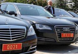 После разоблачений Пекера судьи и прокуроры пересели с люксовых на служебные автомобили