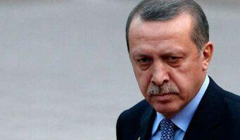 Психическое здоровье Эрдогана не в норме?
