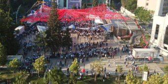 Эрдоган больше не в силах собрать сторонников на митинги
