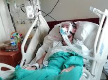 Смерть полицейского: 35 дней в наручниках на больничной койке