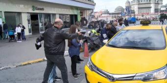 Чтобы пересечь Босфор нужна виза? Турецкий таксист-мошенник обманул туриста на 400 долларов