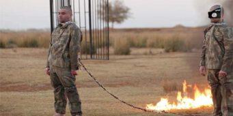Подозреваемый член ИГИЛ, распространивший кадры сожжения двух турецких солдат, владеет тремя фирмами в Турции