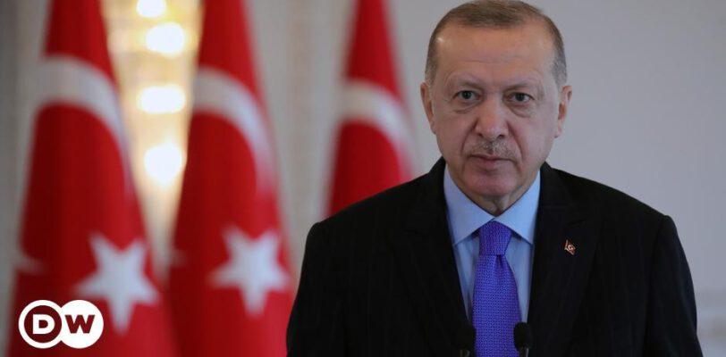 Эрдоган назвал студентов Босфорского университета террористами
