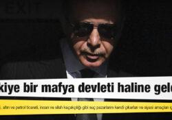 Доклад «Глобальной инициативы»: Турция становится мафиозным государством