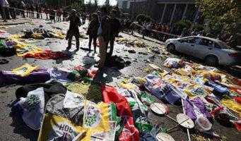 Доклад ЕС: ПСР поручила ИГИЛ устроить теракт в Анкаре