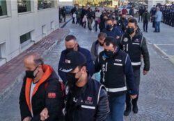 В Орду прошли массовые аресты предполагаемых сторонников Гюлена